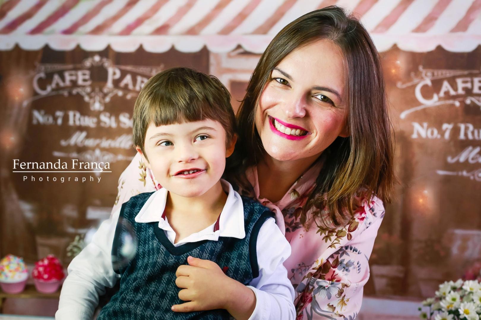 Retratos/Mãe...