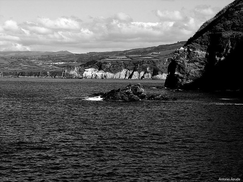 Paisagem Natural/Costa Norte IV (S. Miguel - Açores)