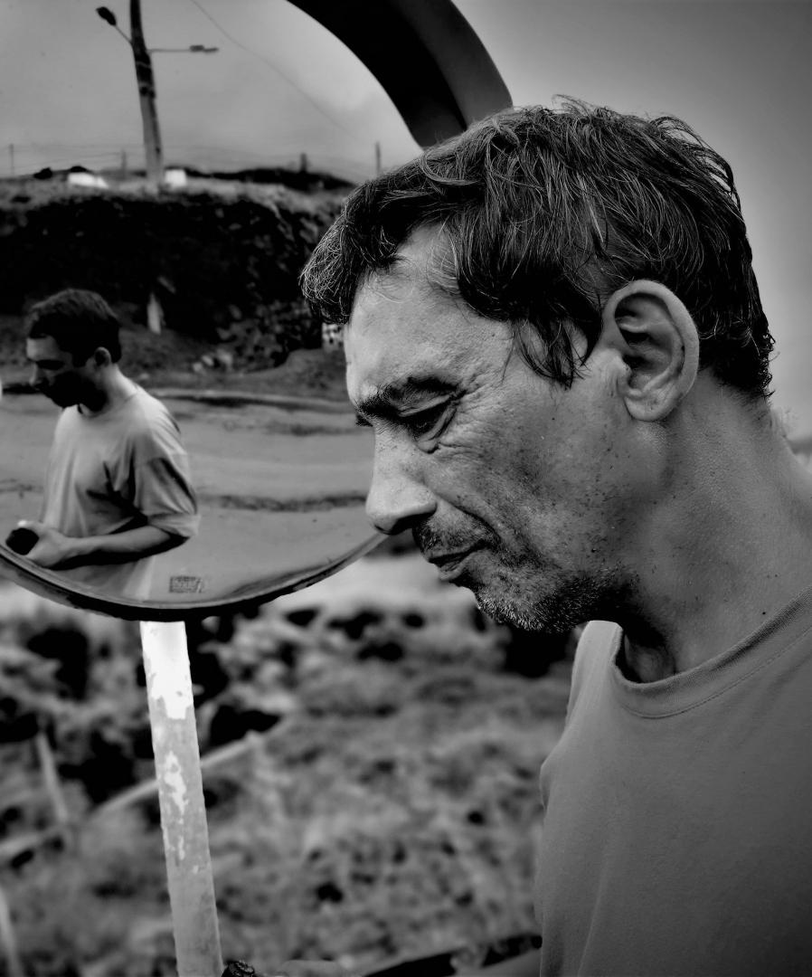 Retratos/Olhares da alma de um irmão