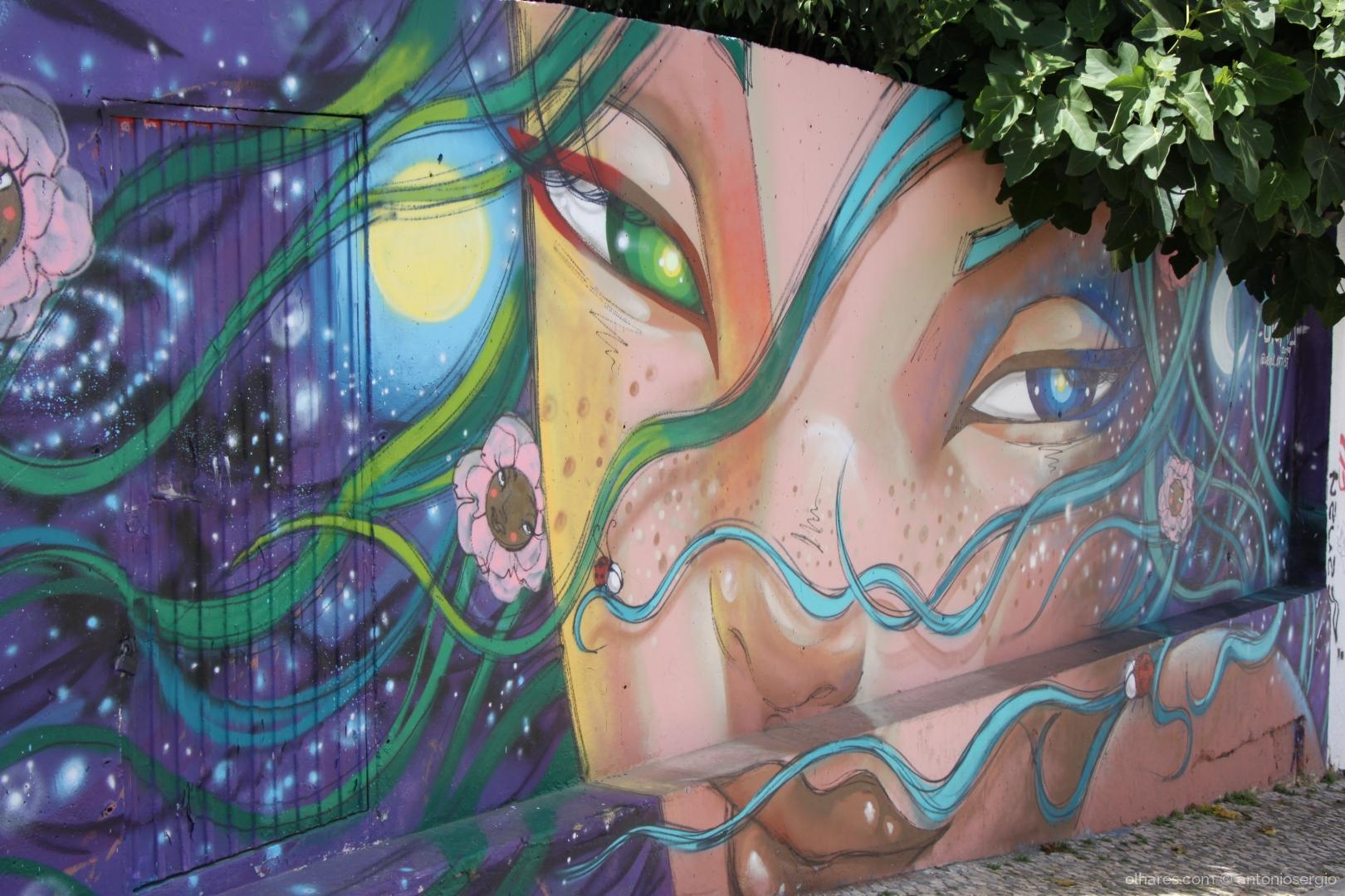 Fotografia de Rua/Olho azul