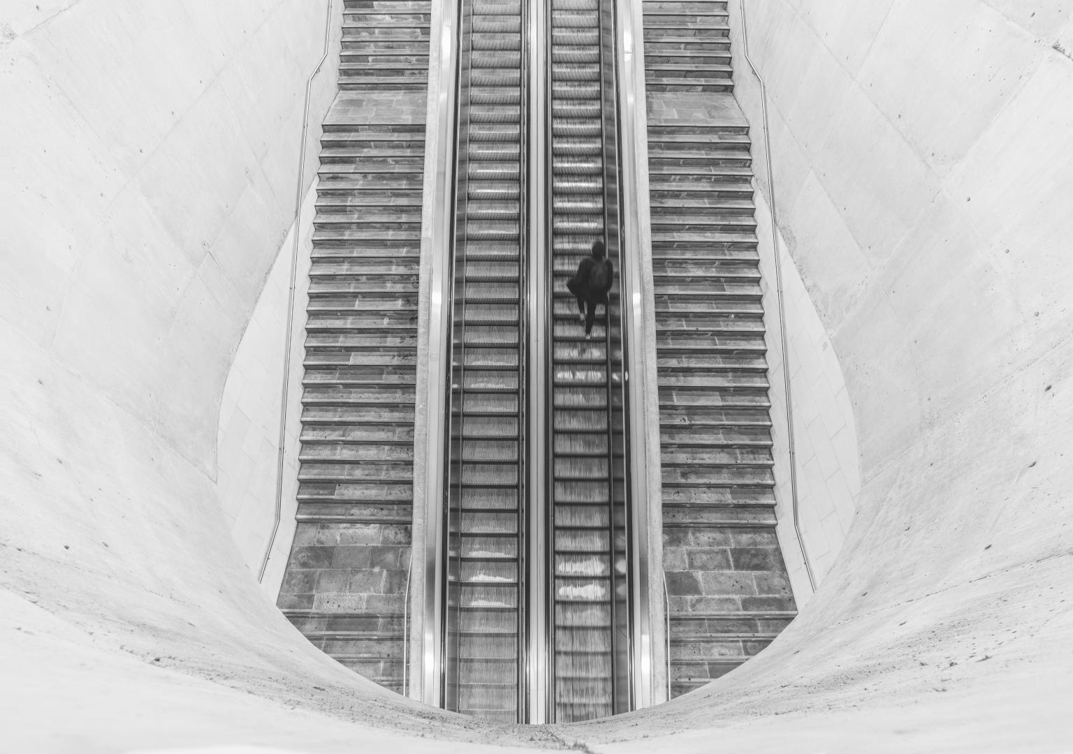 Retratos/Escadas