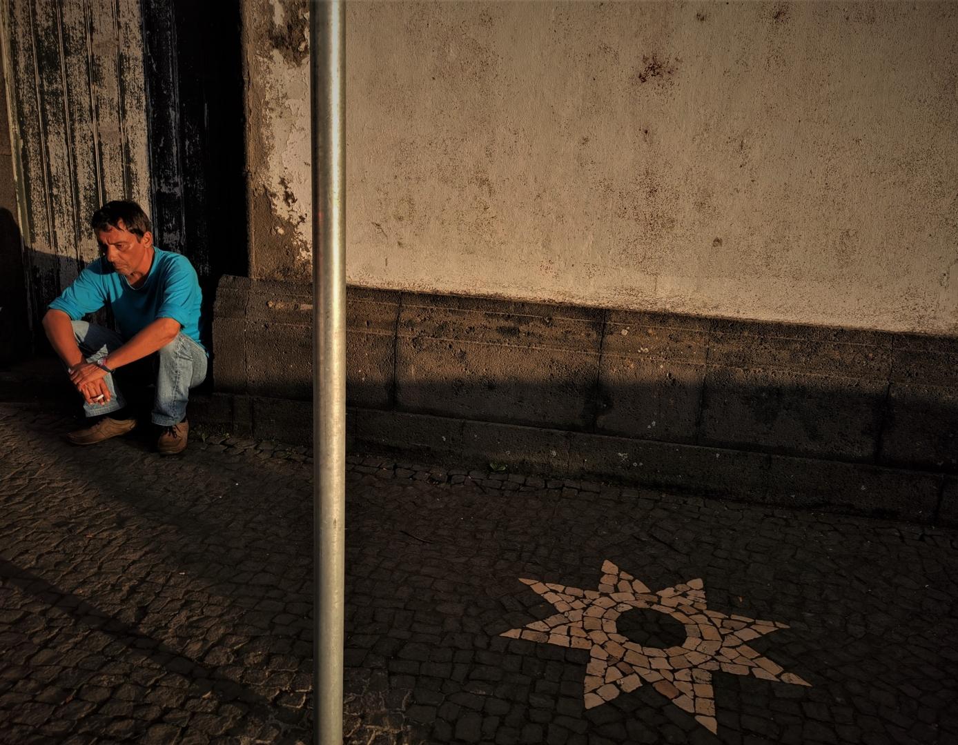 Fotografia de Rua/A solidão de uma estrela infinita ? (III) (desc.)