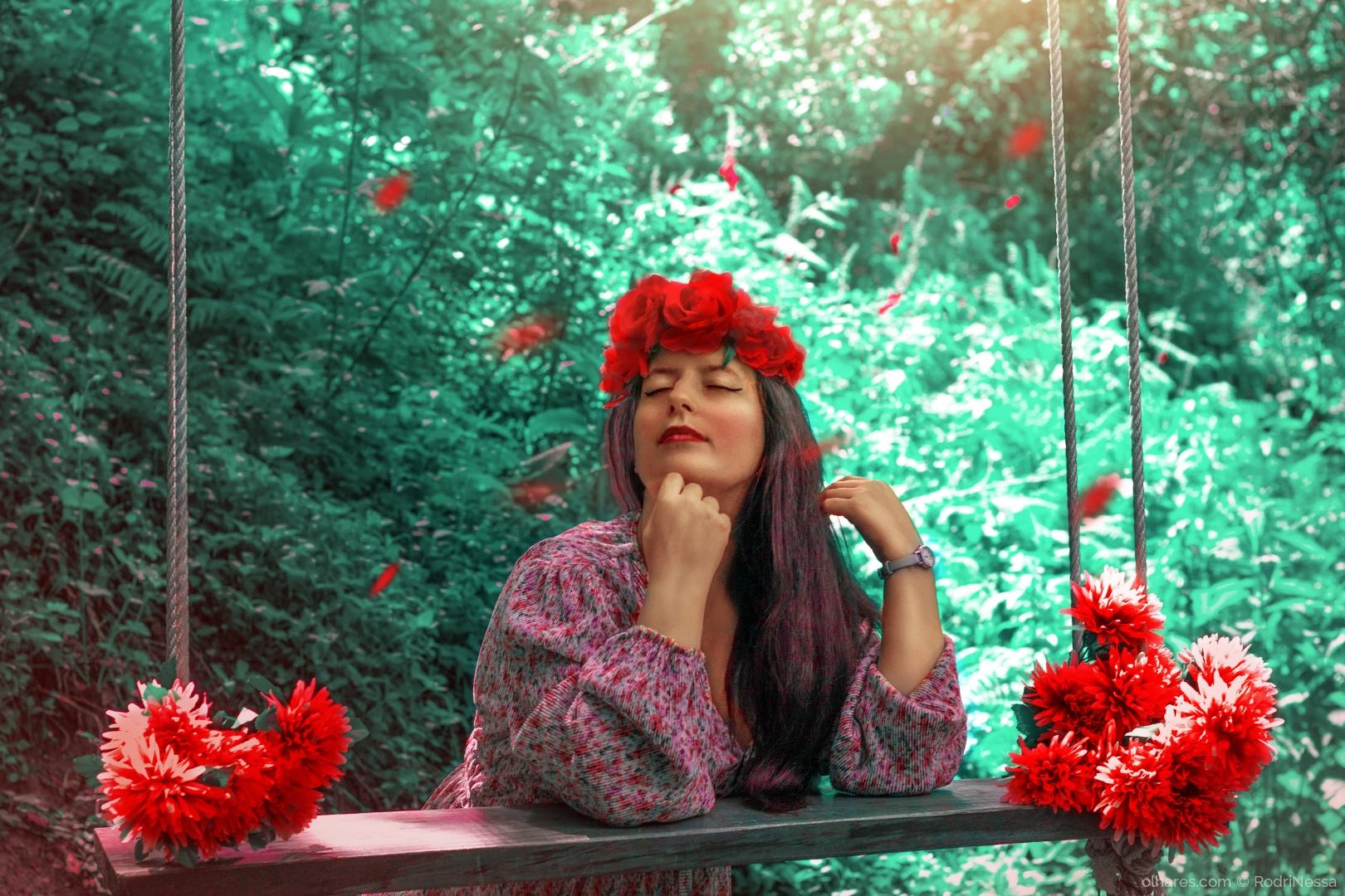 Retratos/Like a fairy