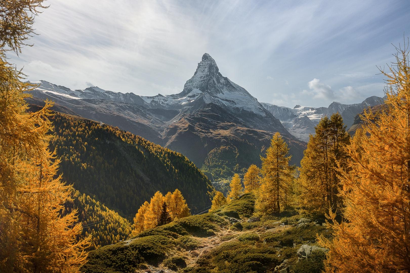 Paisagem Natural/Matterhorn