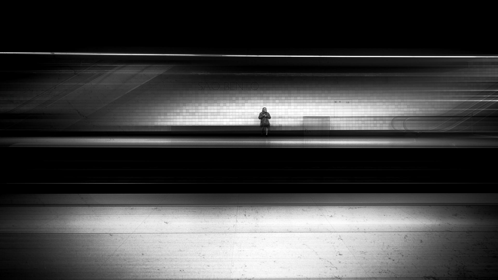 Paisagem Urbana/Anonimato