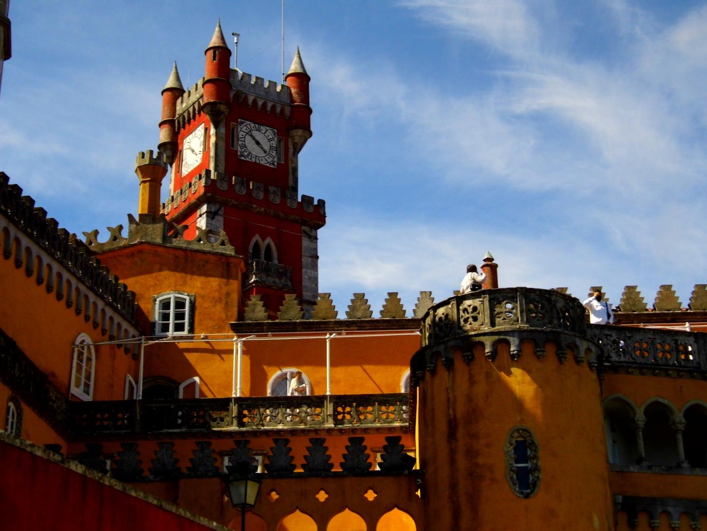 História/Castelos no ar!