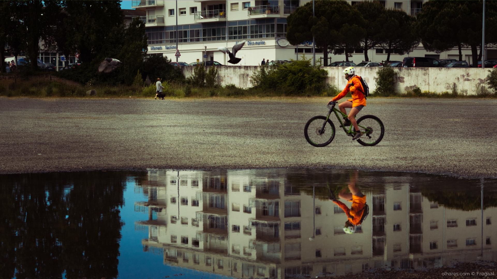 Fotografia de Rua/Bi-Ciclista