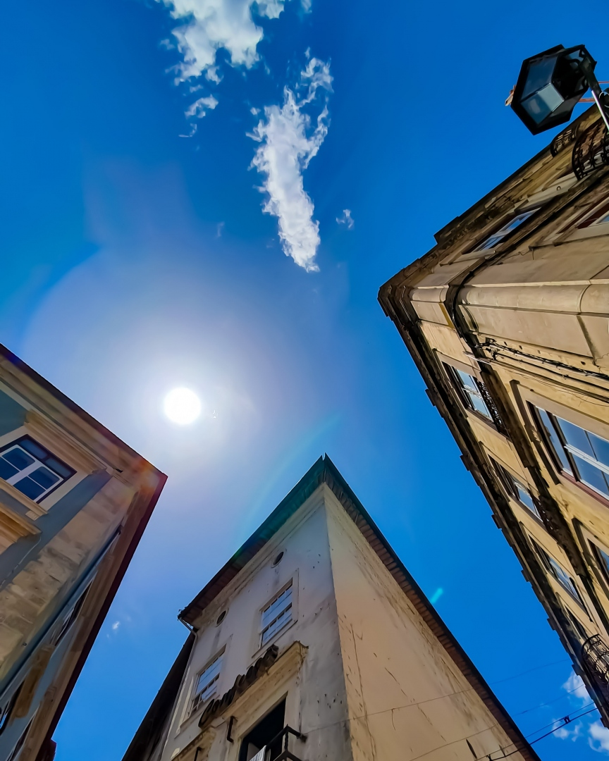 Paisagem Urbana/Vistas de baixo para cima
