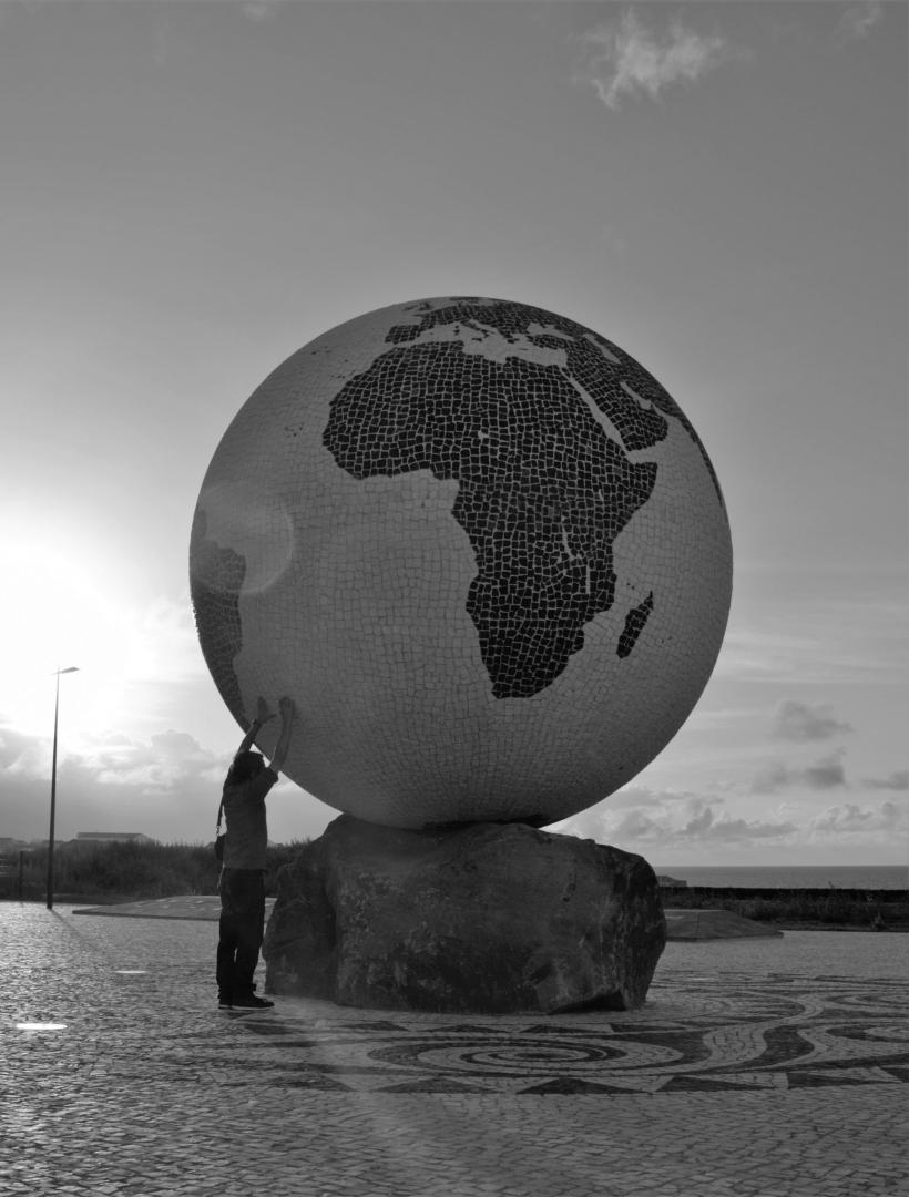 Fotografia de Rua/O Mundo está nas mãos do Homem (II)