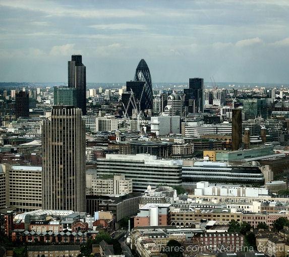 Paisagem Urbana/Vista de Londres