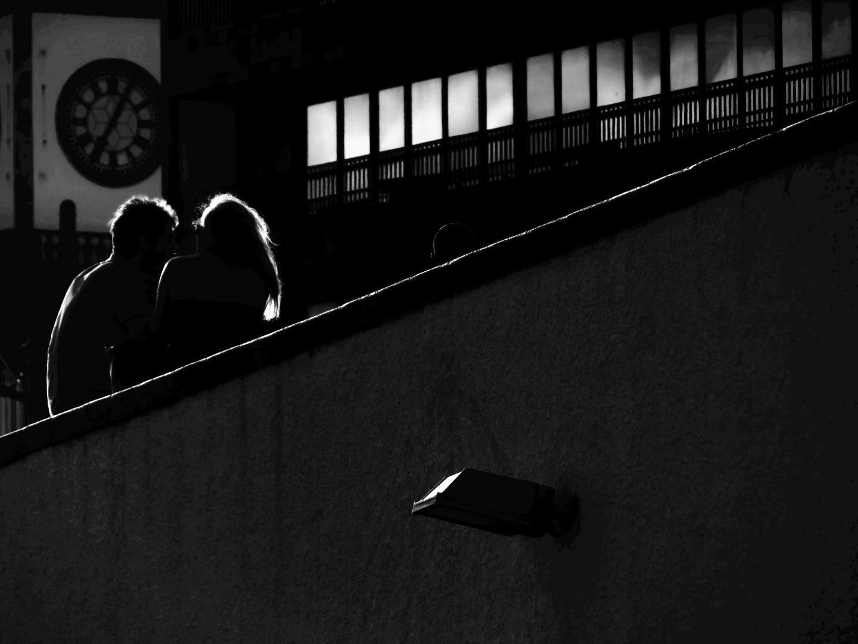 Fotografia de Rua/Nunca é tarde para amar
