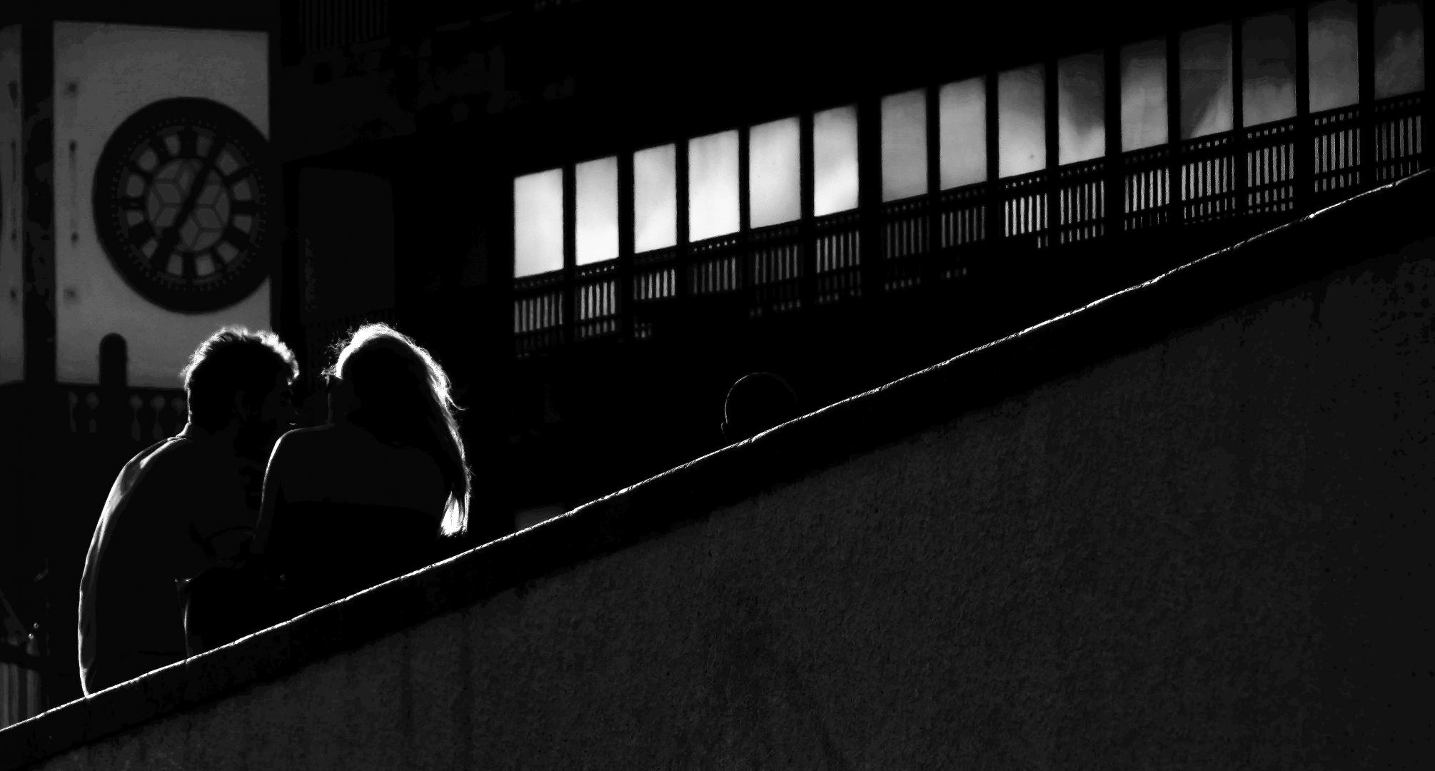 Fotografia de Rua/Nunca é tarde para amar (II)