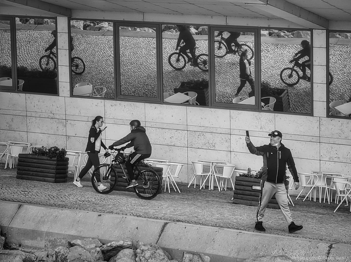 Fotografia de Rua/A vida é o seu reflexo ...