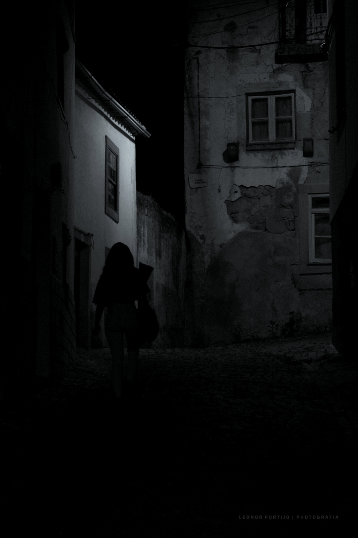 Fotografia de Rua/Subida Solitária