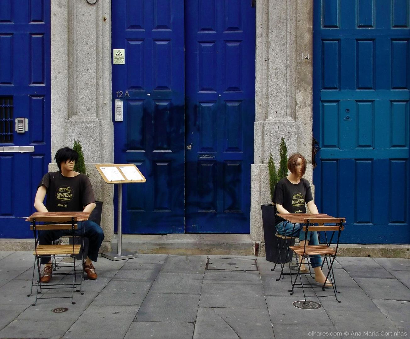 Fotografia de Rua/Distanciamento... (Pf ler)
