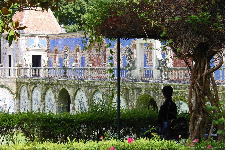 Gentes e Locais/SERENIDADE POÉTICA - Jardins do Palácio