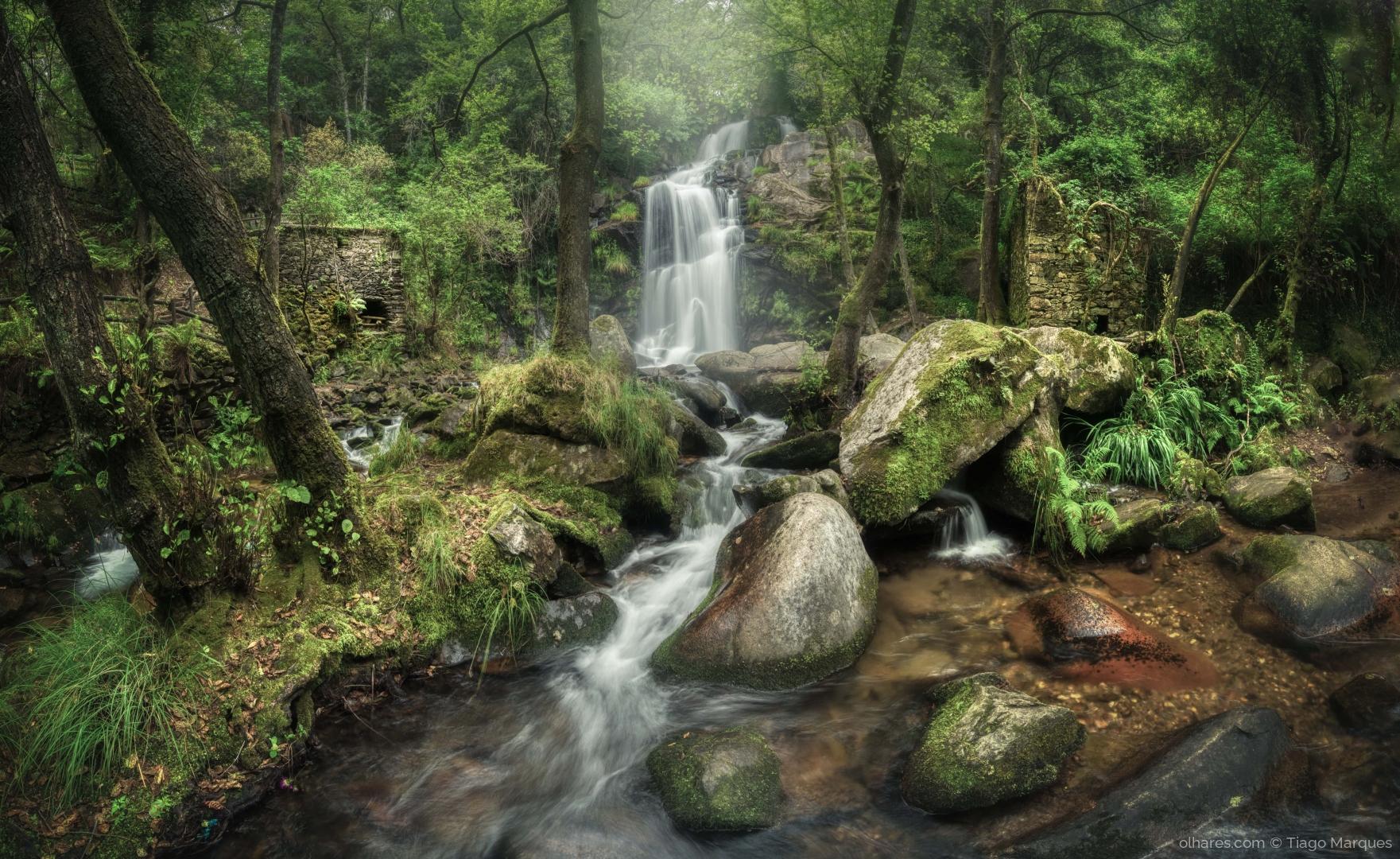Paisagem Natural/A Cascata da Cabreia