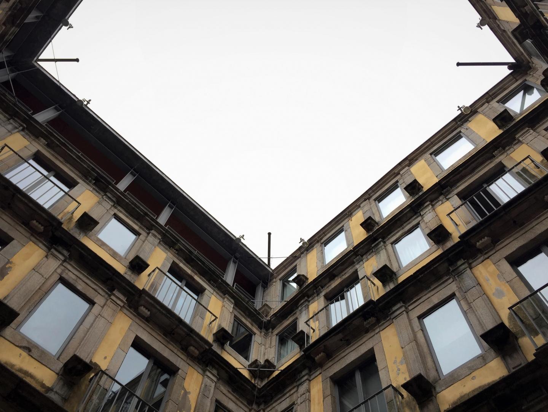 Arquitetura/Pátio interior