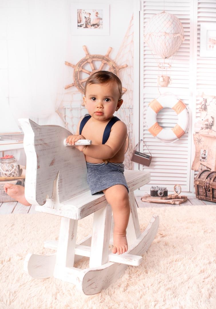 Retratos/A pureza da infância