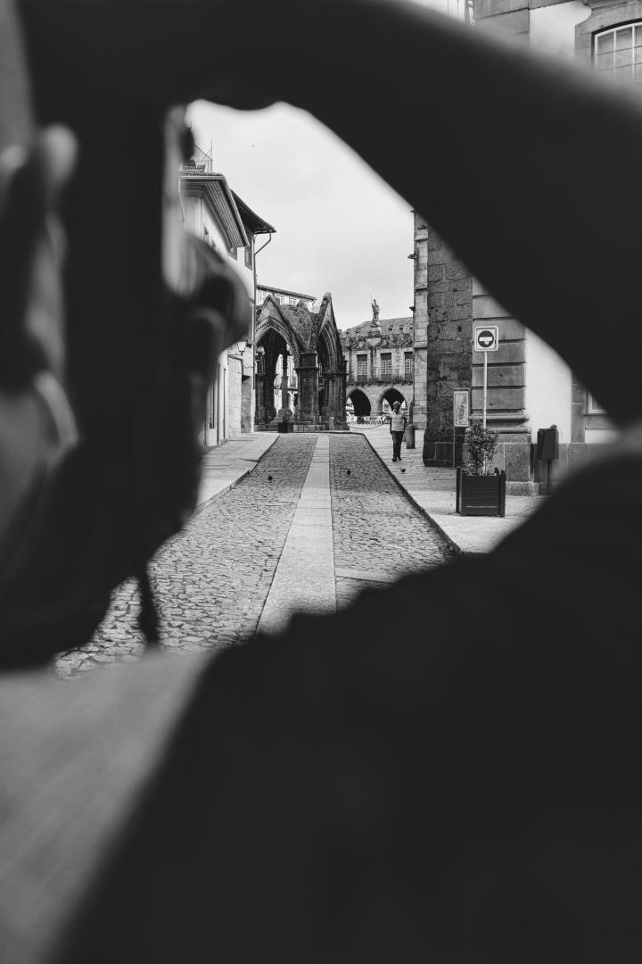 Fotografia de Rua/Perspetiva...
