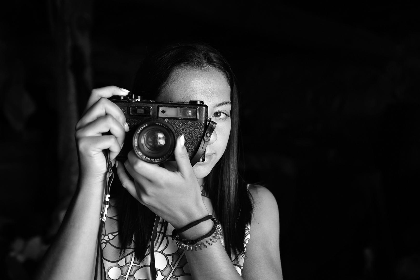 Retratos/Who am I?