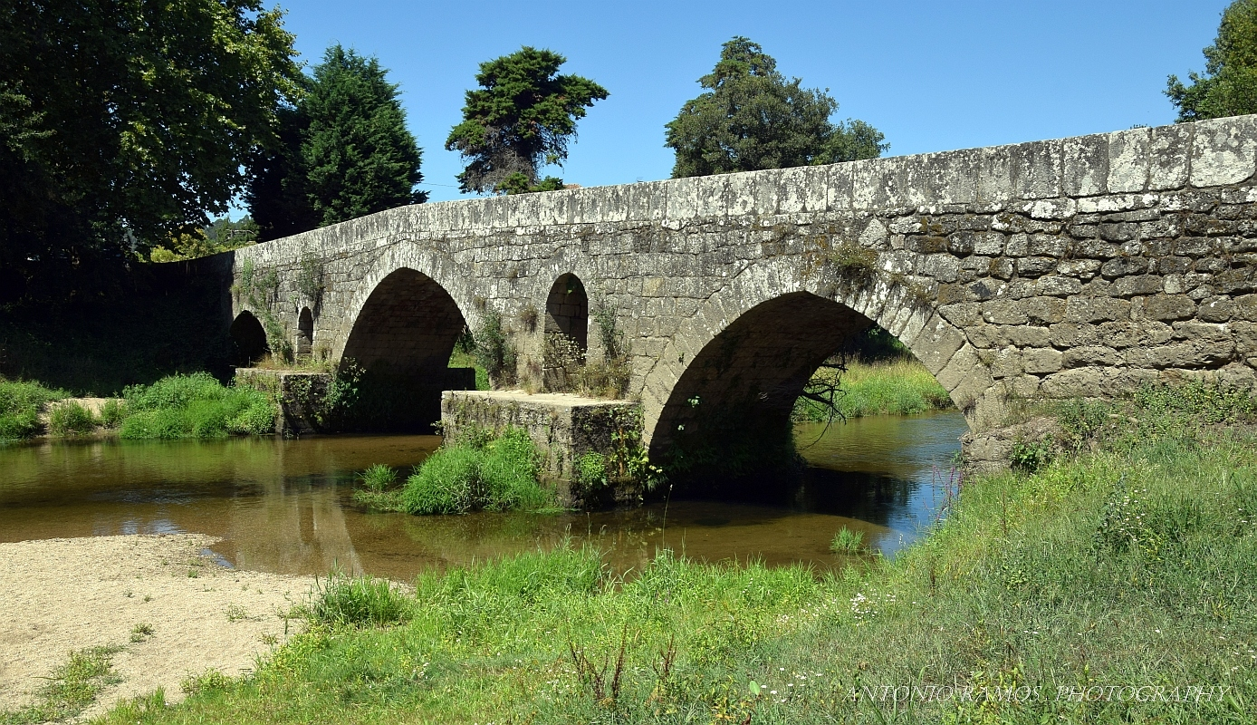 História/Ponte Românica de Vilar de Mouros