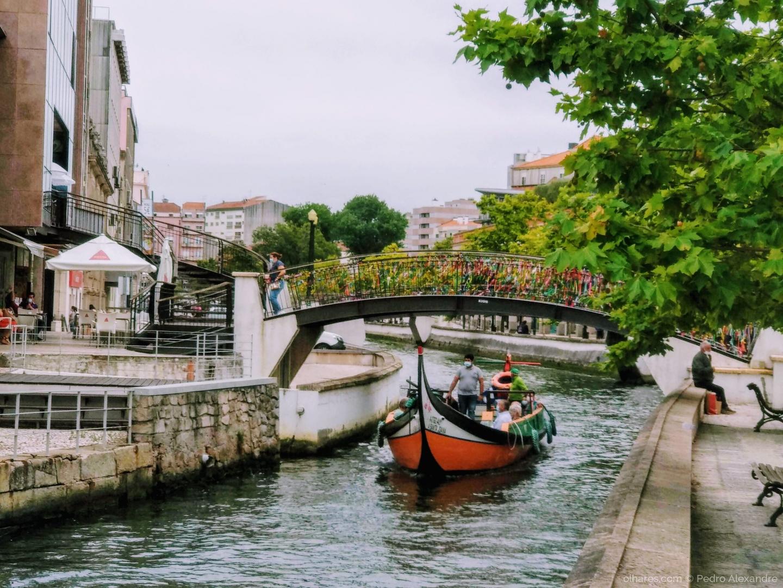 Gentes e Locais/Passeio no canal