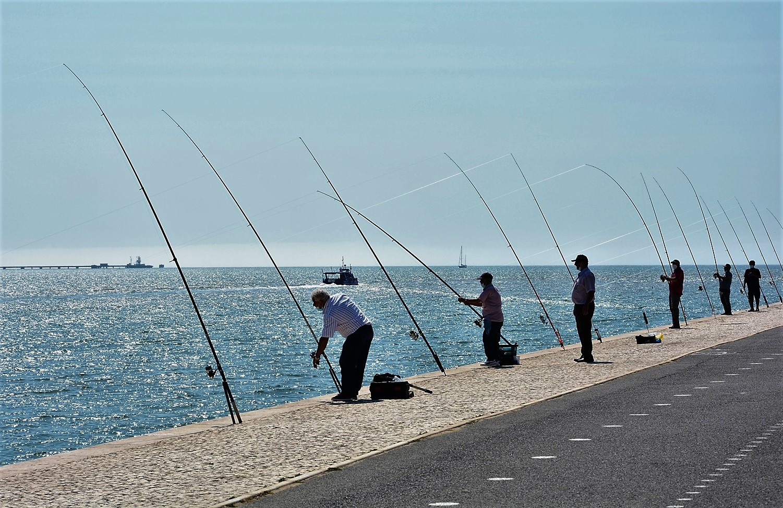 Fotografia de Rua/Pesca