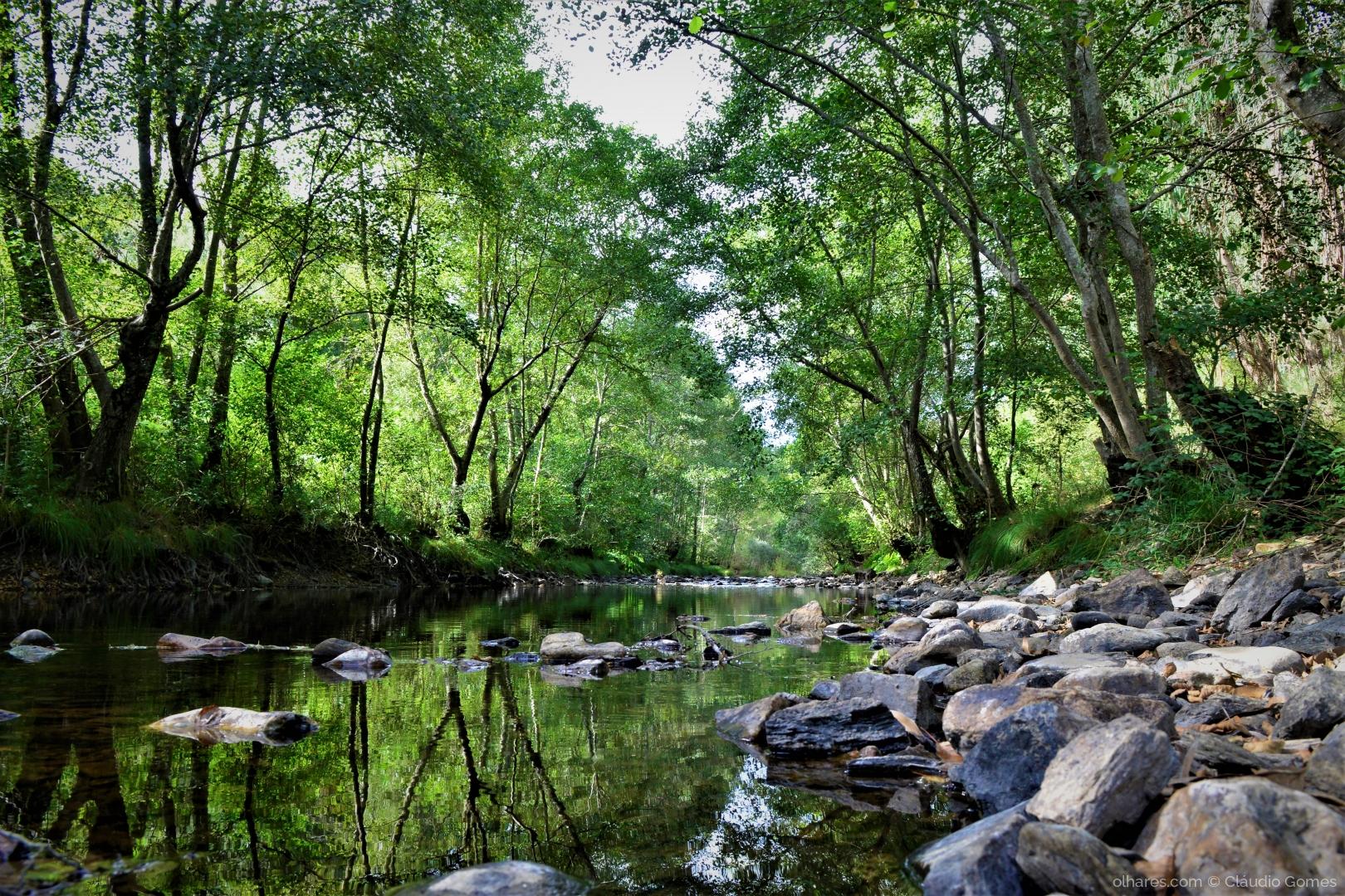 Paisagem Natural/Paraíso escondido