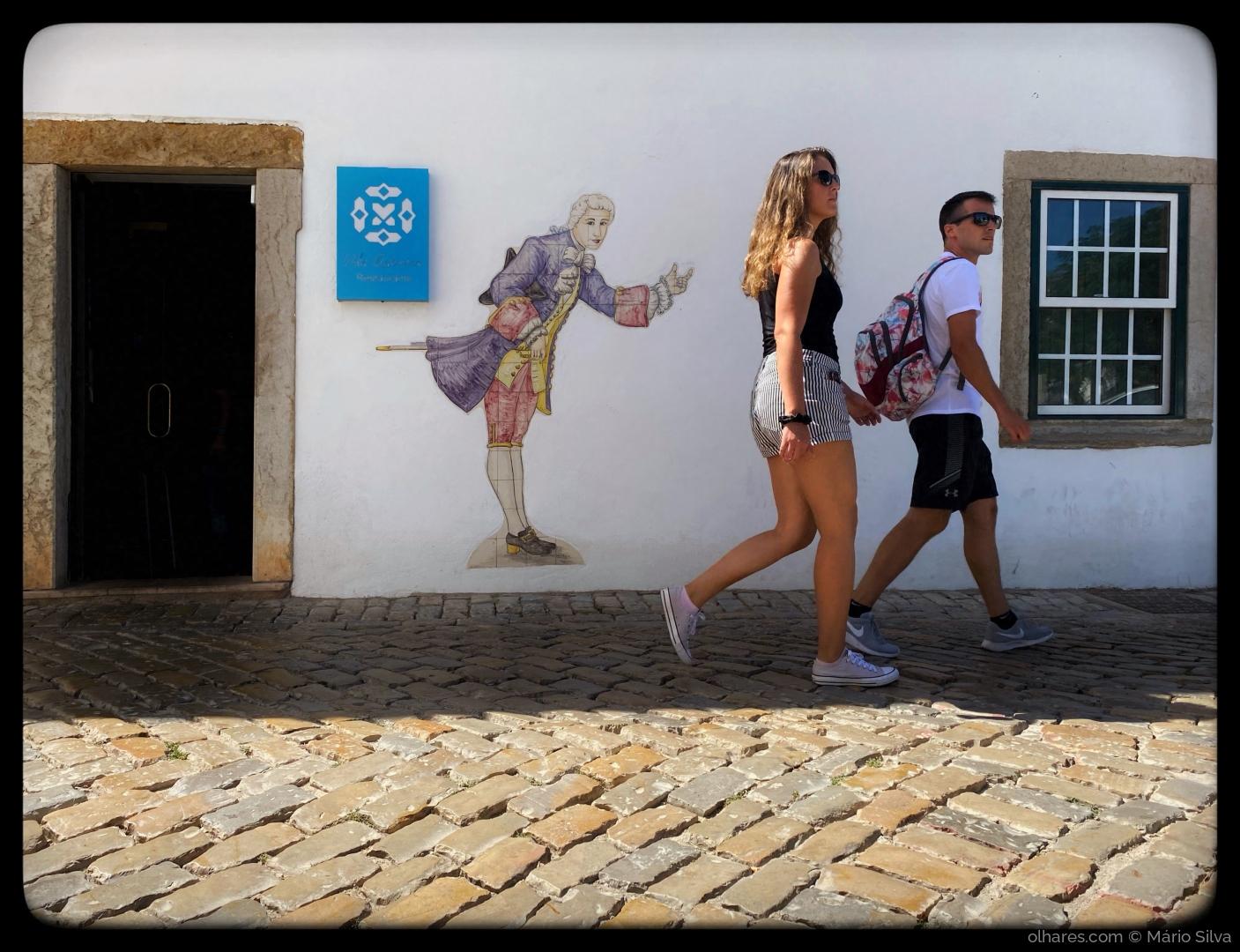 Fotografia de Rua/Revenez Souvent!