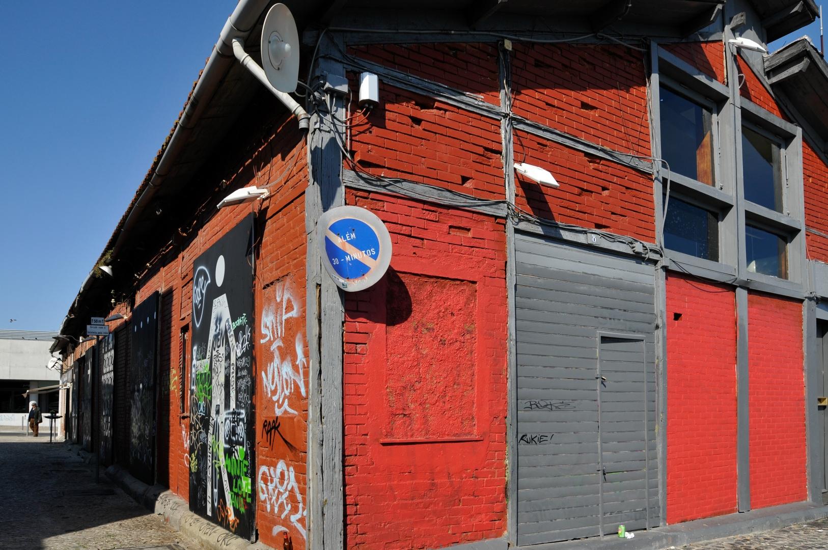 Fotografia de Rua/A casa vermelha...