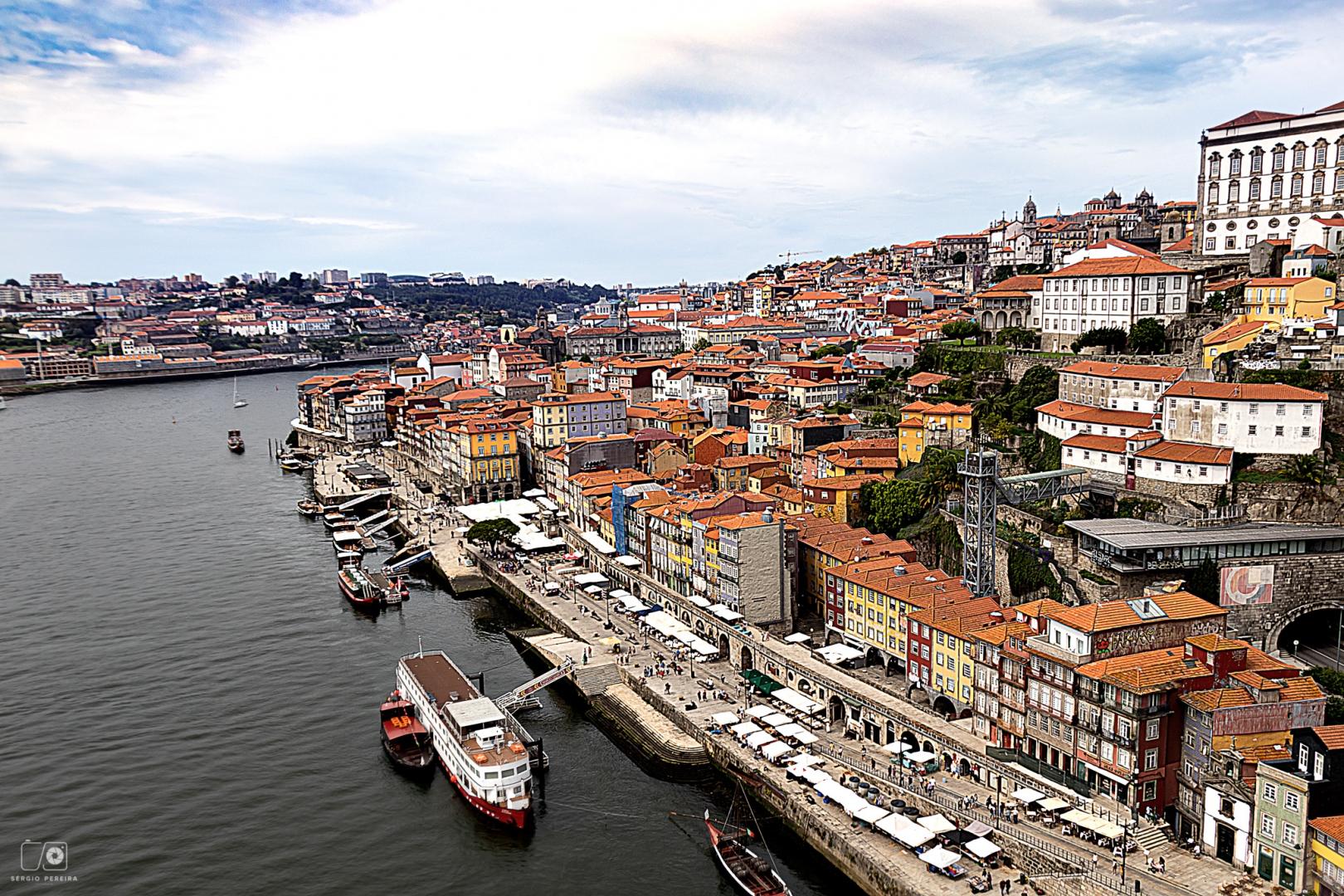 Paisagem Natural/Ribeira do Porto