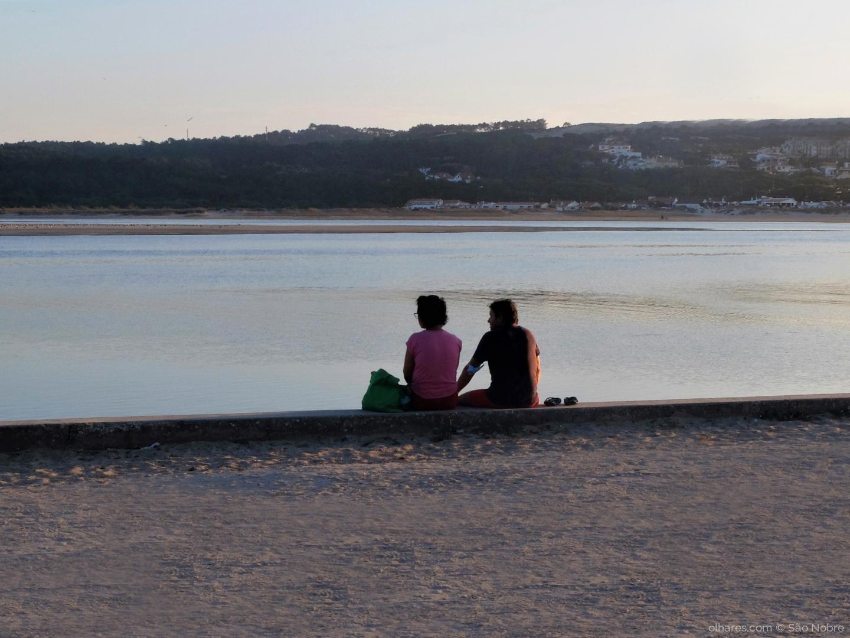 Fotografia de Rua/Um olhar sobre uma lagoa...