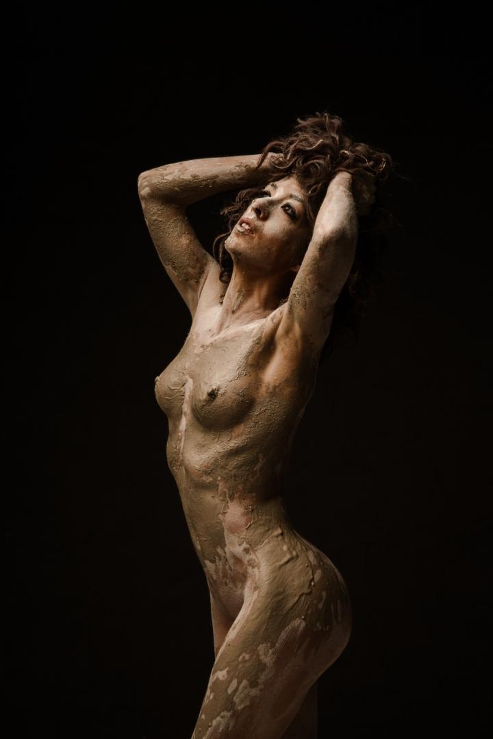 Nus/sculpture