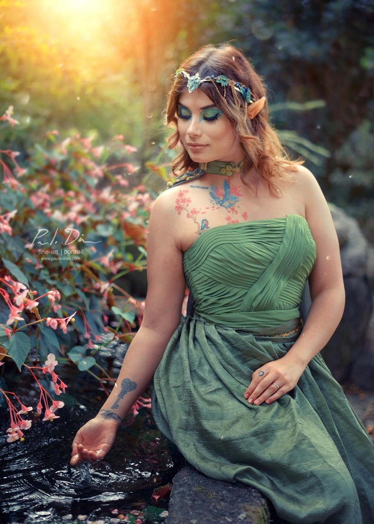 Retratos/Forest Fantasy