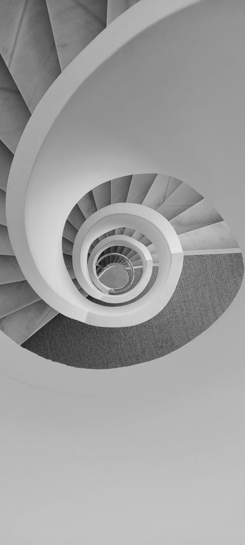 Arquitetura/Em espiral