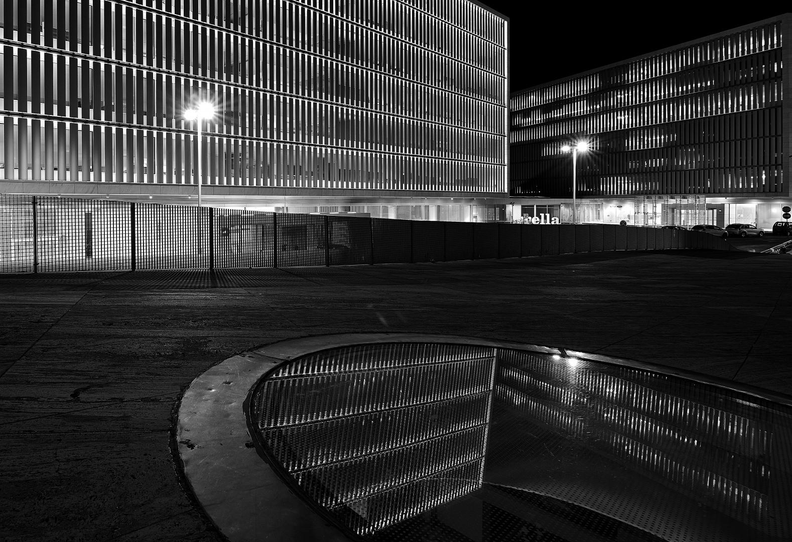 Arquitetura/Geometrias e reflexos da cidade
