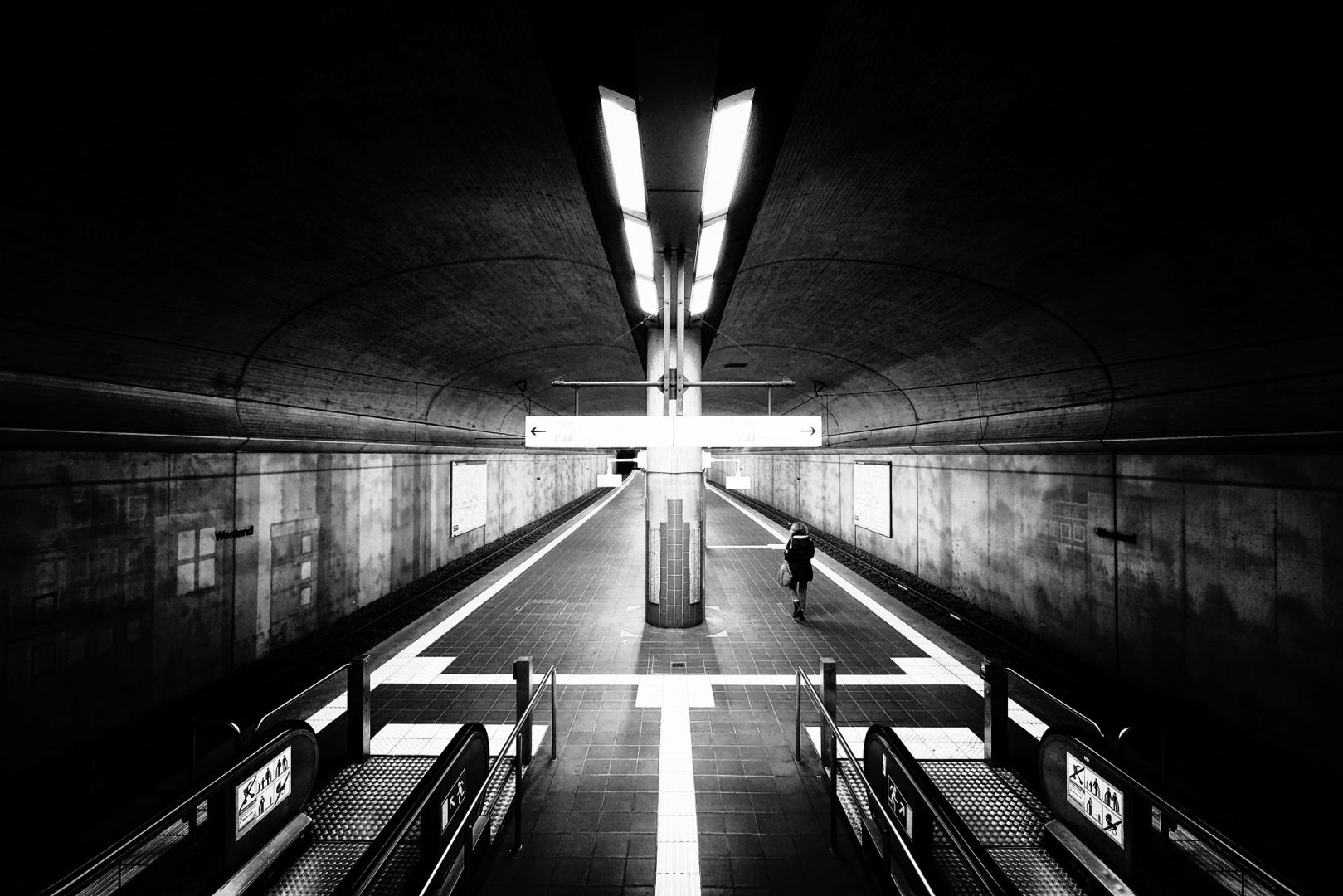 Fotografia de Rua/All by myself