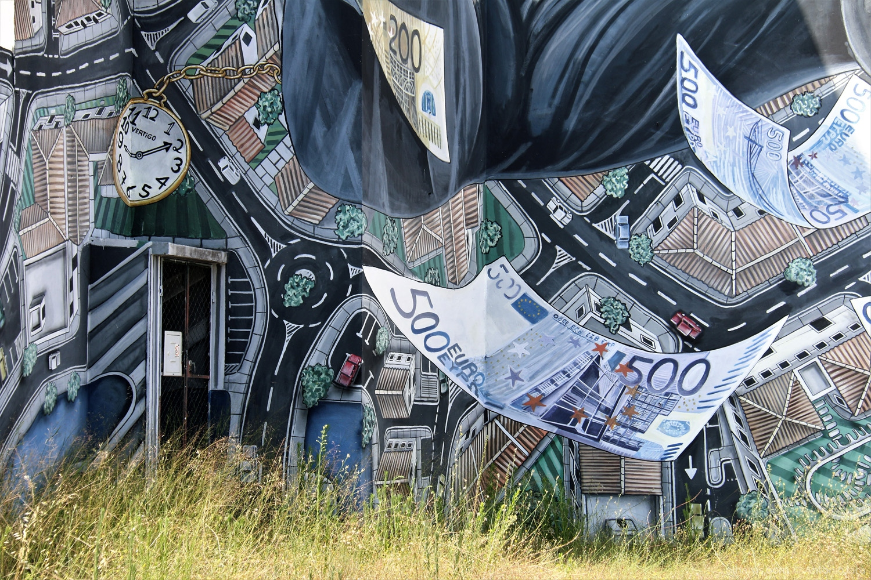 Fotografia de Rua/Graffiti em Vila Nova da Barquinha