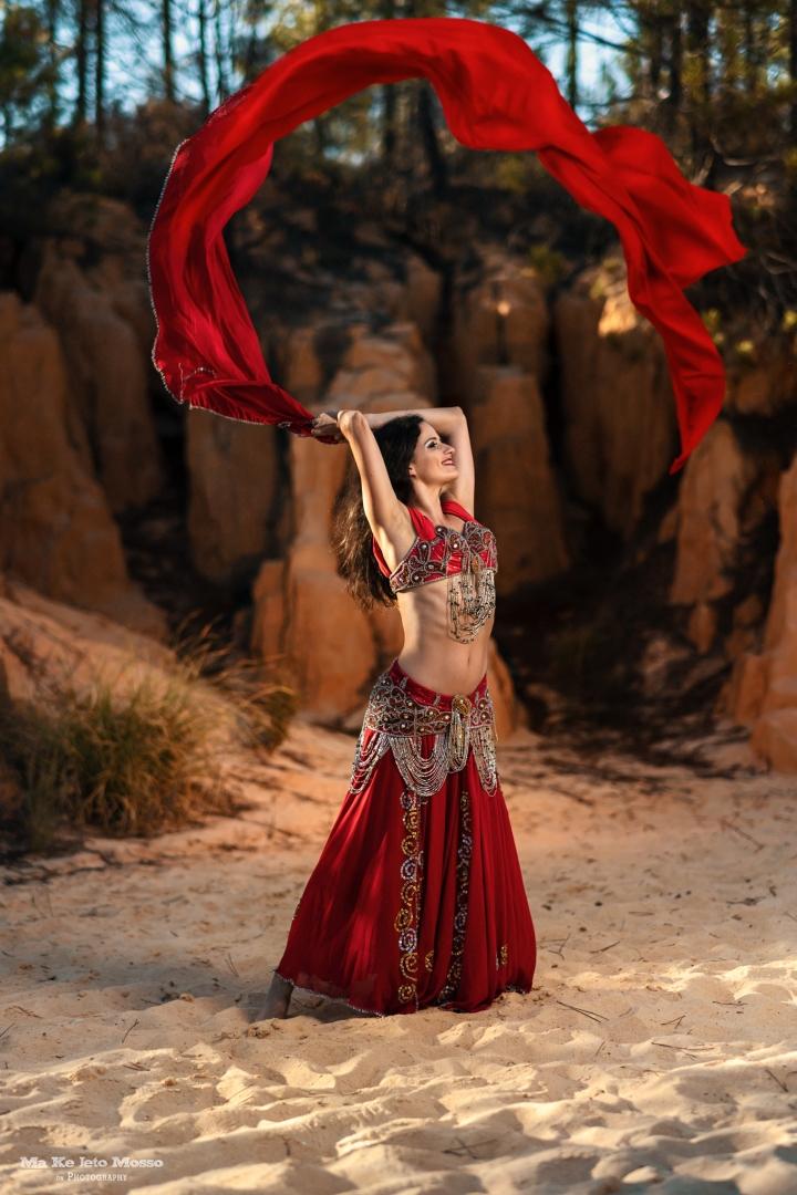 Retratos/Dança do Ventre