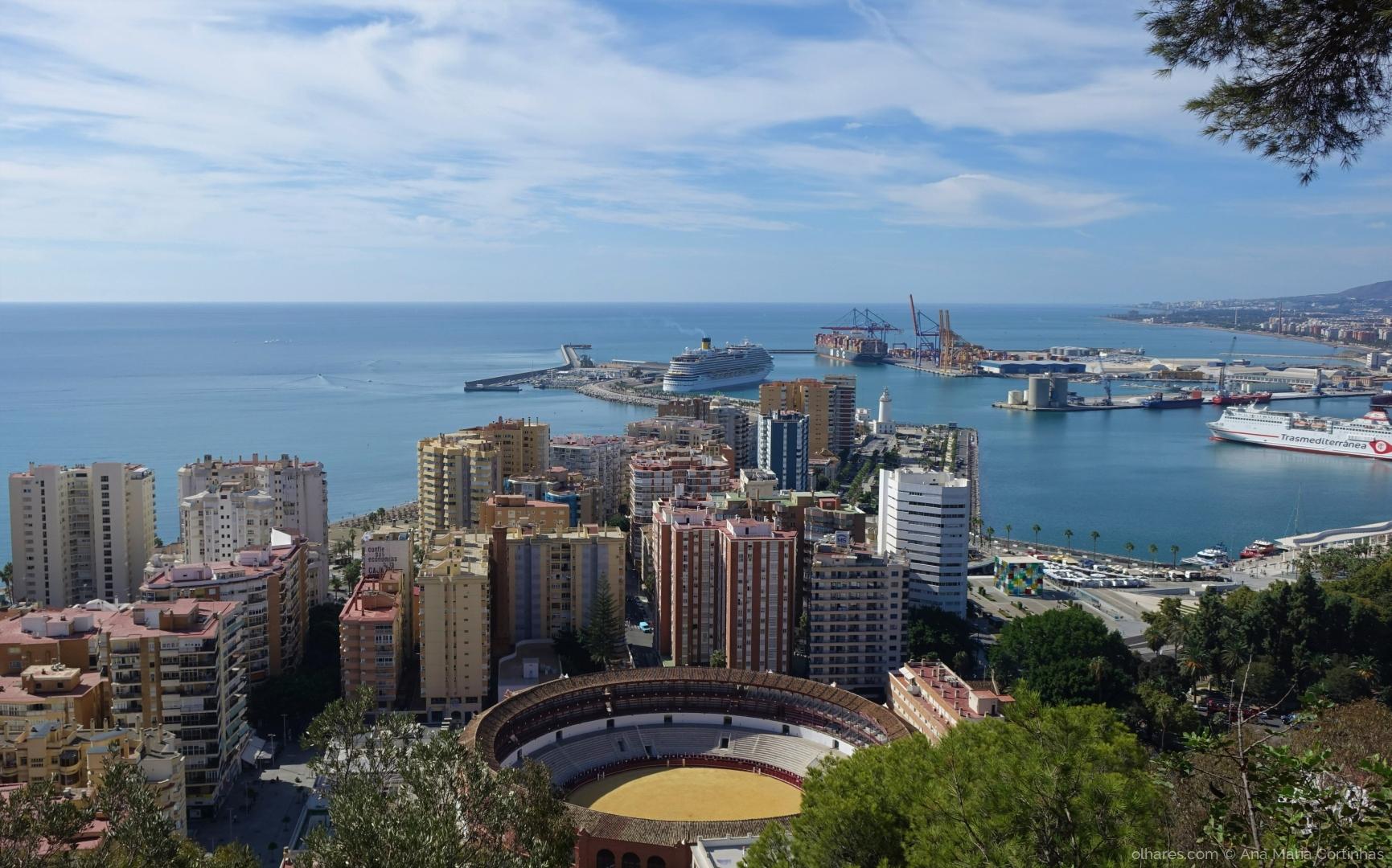 Gentes e Locais/Viagens...  Málaga!    (pf ler)