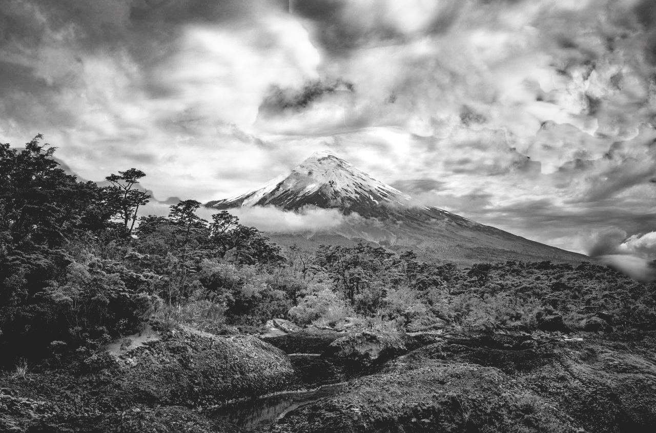 Paisagem Natural/Volcán Osorno