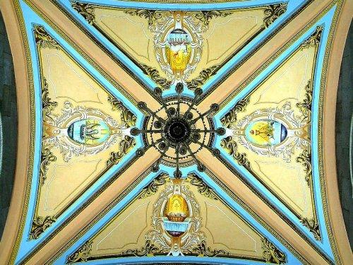 Outros/o tecto do Templo