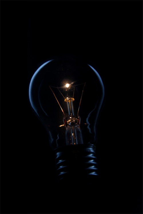 Resultado de imagem para lâmpada fundida