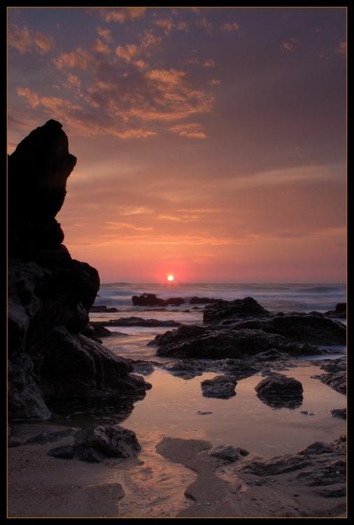 Paisagem Natural/O Encanto do Mar...