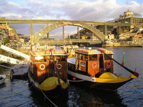 Paisagem Urbana/Porto d`ouro [4]