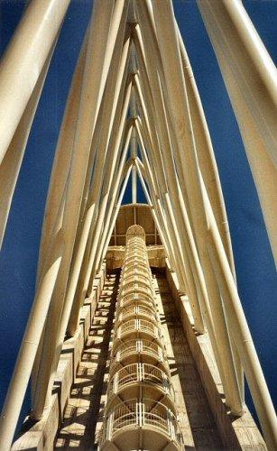 Paisagem Urbana/Intimidades de uma torre...