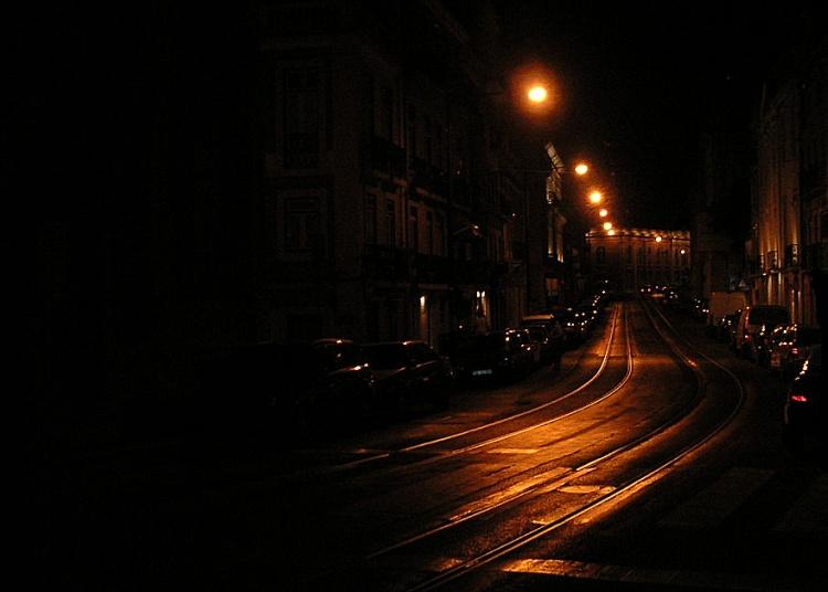 Paisagem Urbana/Pela noite fora [...]