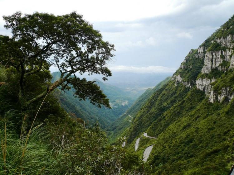Paisagem Natural/Por essas estradas...