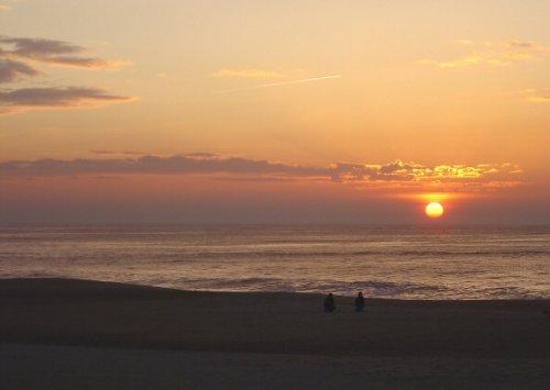 Paisagem Natural/Contemplando o Pôr do Sol